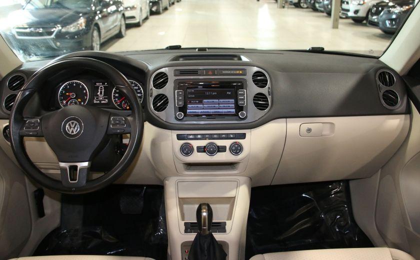 2013 Volkswagen Tiguan  4MOTION A/C CUIR TOIT MAGS BLUETOOTH #13