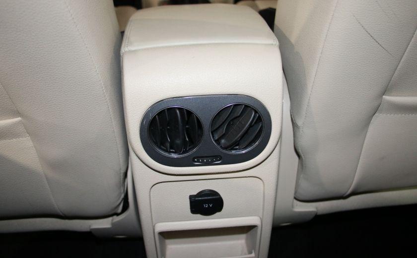2013 Volkswagen Tiguan  4MOTION A/C CUIR TOIT MAGS BLUETOOTH #18