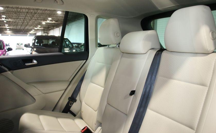 2013 Volkswagen Tiguan  4MOTION A/C CUIR TOIT MAGS BLUETOOTH #20