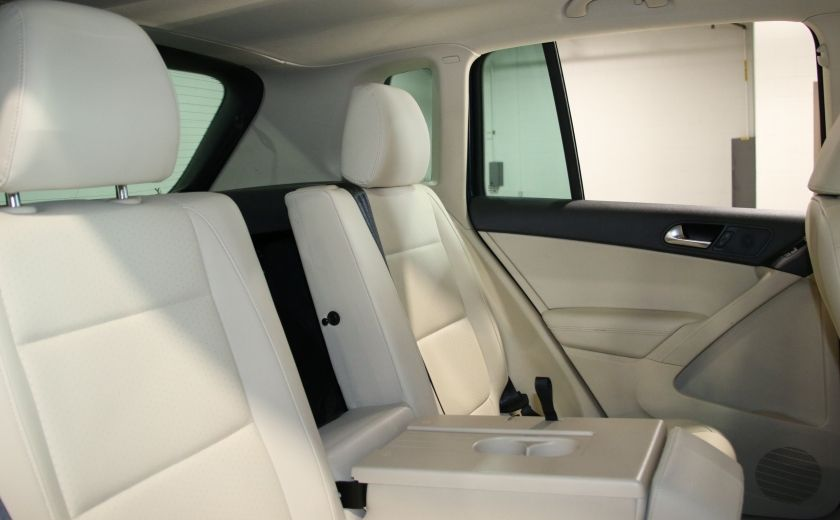 2013 Volkswagen Tiguan  4MOTION A/C CUIR TOIT MAGS BLUETOOTH #22