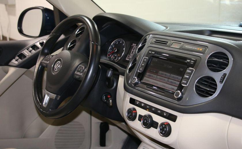 2013 Volkswagen Tiguan  4MOTION A/C CUIR TOIT MAGS BLUETOOTH #24