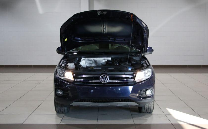 2013 Volkswagen Tiguan  4MOTION A/C CUIR TOIT MAGS BLUETOOTH #27