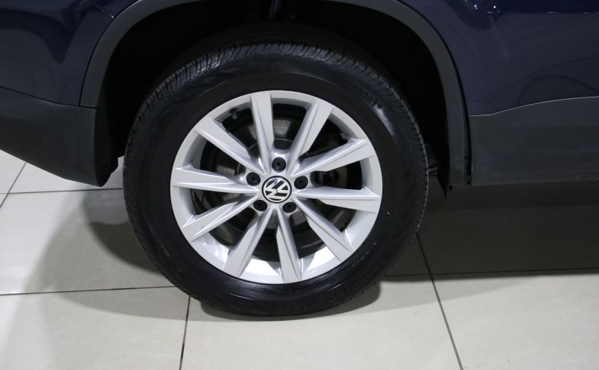 2013 Volkswagen Tiguan  4MOTION A/C CUIR TOIT MAGS BLUETOOTH #31