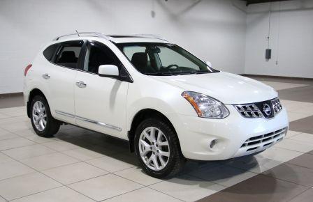 2013 Nissan Rogue SV #0