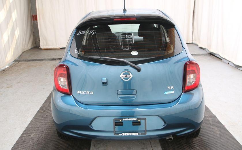2015 Nissan MICRA SR #4