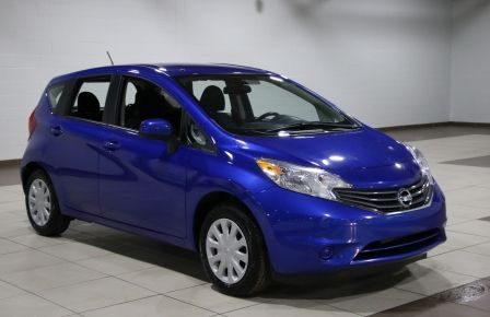 2014 Nissan Versa SV A/C GR ELECT CAMERA RECUL BLUETOOTH #0