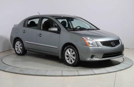 2012 Nissan Sentra 2.0 SL AUTO CUIR TOIT NAVIGATION MAGS #0
