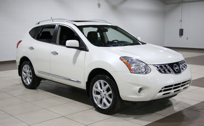 2013 Nissan Rogue SV AWD AUTO A/C TOIT MAGS CAMERA RECUL #0