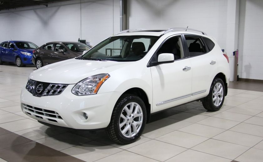 2013 Nissan Rogue SV AWD AUTO A/C TOIT MAGS CAMERA RECUL #2