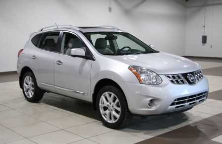 2013 Nissan Rogue SL AWD AUTO A/C CUIR TOIT MAGS CAMERA RECUL #0