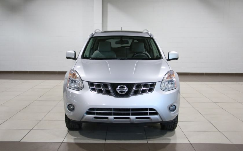 2013 Nissan Rogue SL AWD AUTO A/C CUIR TOIT MAGS CAMERA RECUL #1