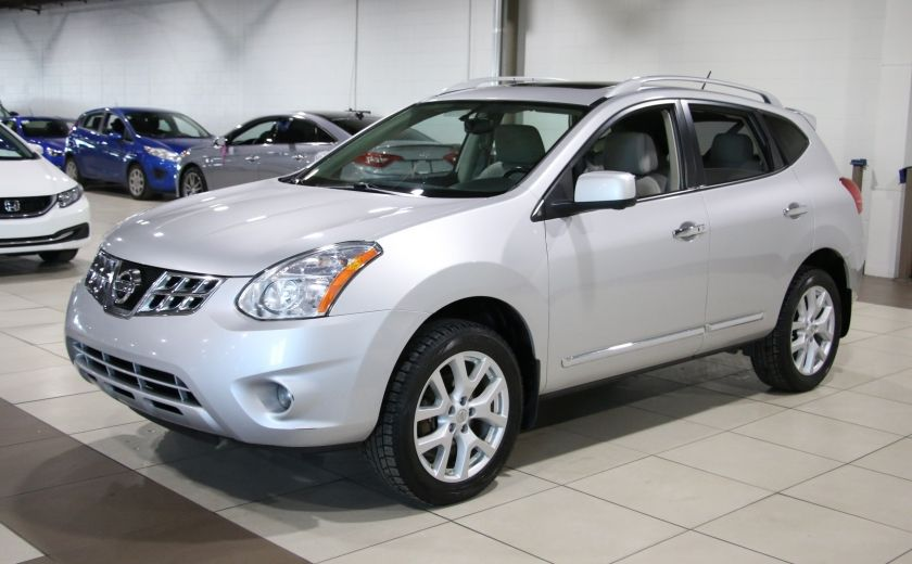 2013 Nissan Rogue SL AWD AUTO A/C CUIR TOIT MAGS CAMERA RECUL #2