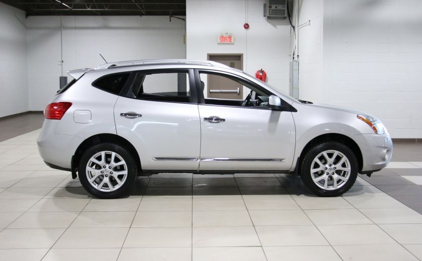 2013 Nissan Rogue SL AWD AUTO A/C CUIR TOIT MAGS CAMERA RECUL #7
