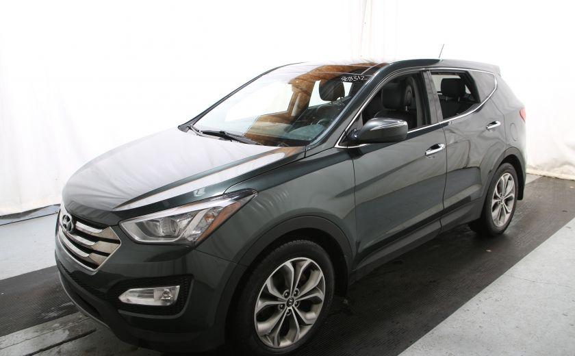 2013 Hyundai Santa Fe SE #2