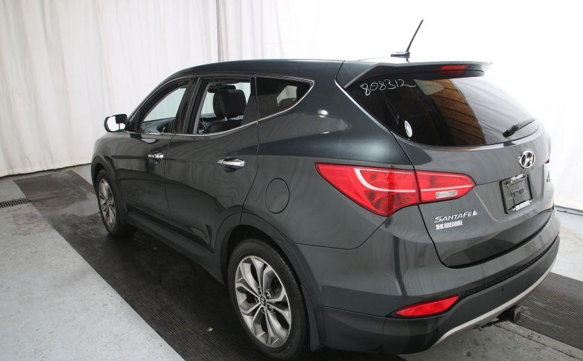 2013 Hyundai Santa Fe SE #3