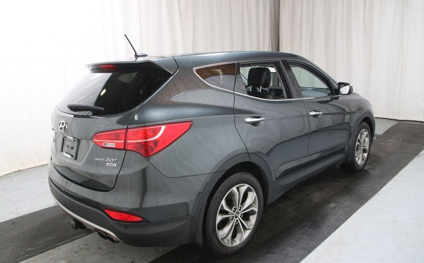2013 Hyundai Santa Fe SE #5