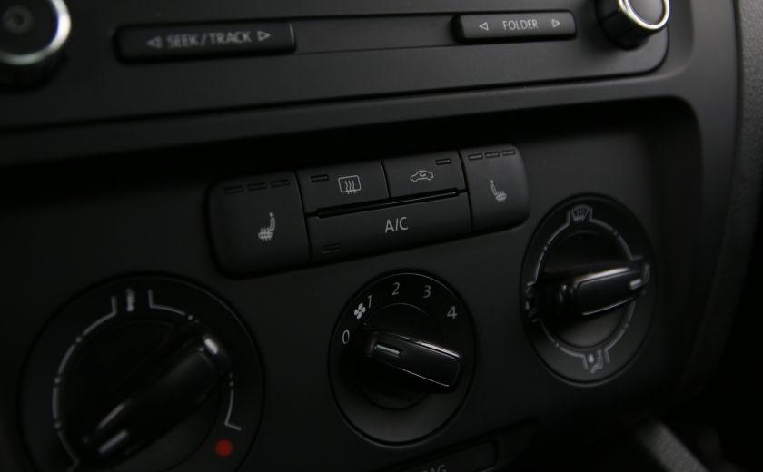 2014 Volkswagen Jetta Trendline+ A/C AUTO BANCS CHAUFFANTS #8