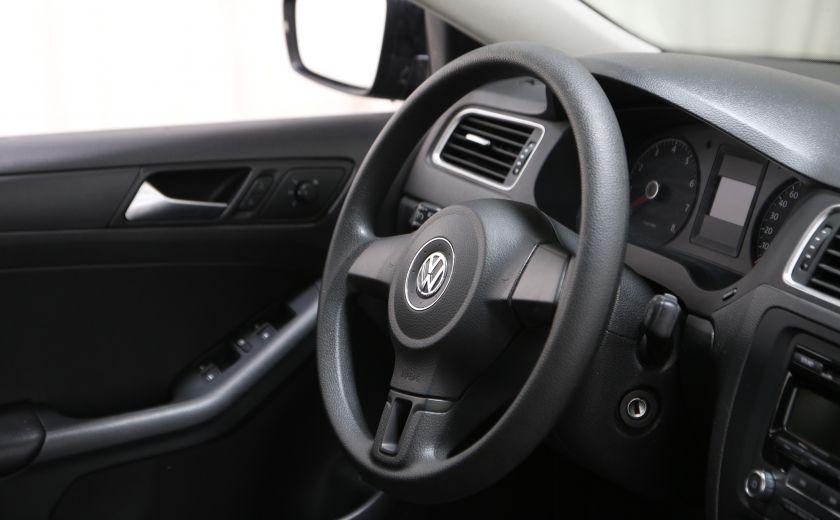 2014 Volkswagen Jetta Trendline+ A/C AUTO BANCS CHAUFFANTS #18