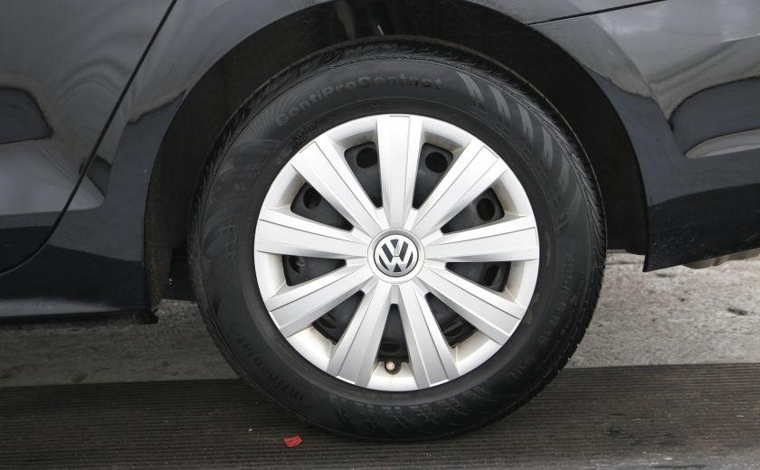 2014 Volkswagen Jetta Trendline+ A/C AUTO BANCS CHAUFFANTS #25