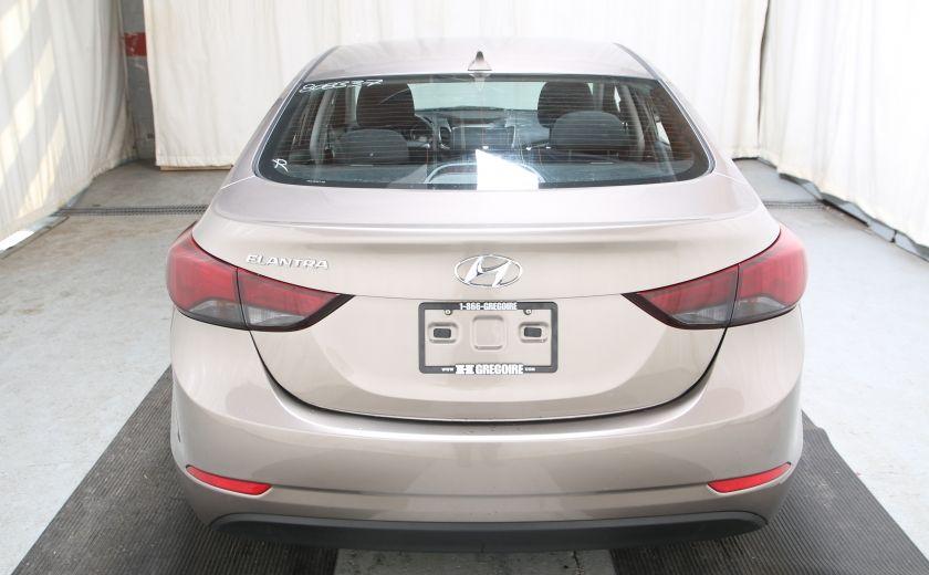 2015 Hyundai Elantra GL AUTO A/C GR ELECT BLUETHOOT #4