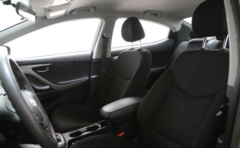 2015 Hyundai Elantra GL AUTO A/C GR ELECT BLUETHOOT #9
