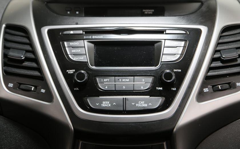 2015 Hyundai Elantra GL AUTO A/C GR ELECT BLUETHOOT #12