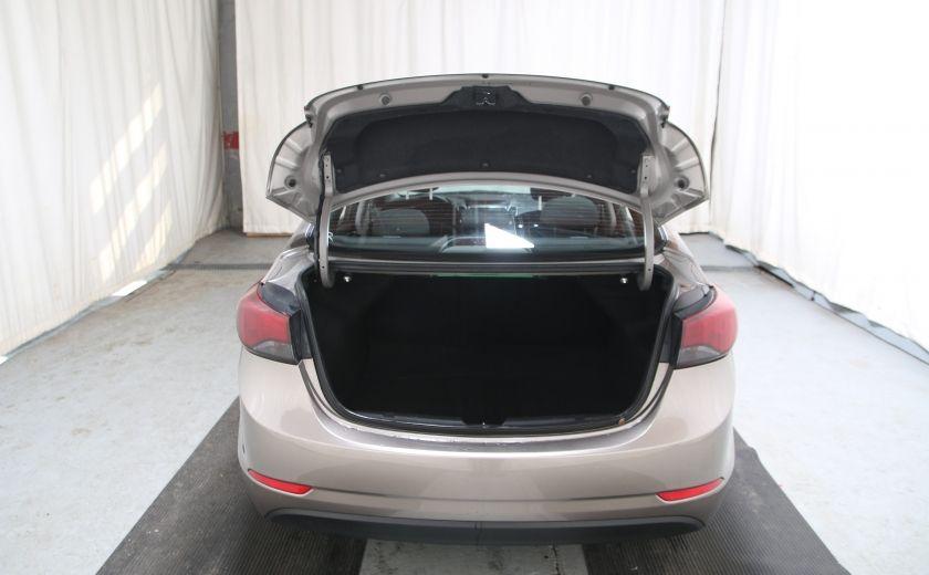 2015 Hyundai Elantra GL AUTO A/C GR ELECT BLUETHOOT #23