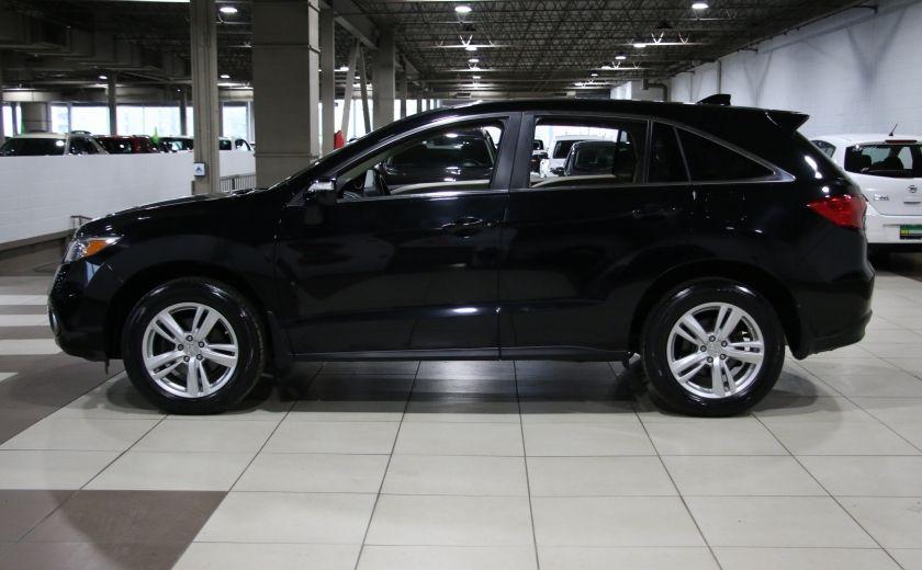 2013 Acura RDX AWD CUIR BLUETOOTH A/C GR ELECT #3