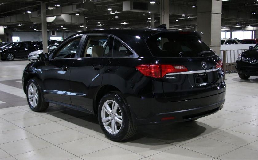 2013 Acura RDX AWD CUIR BLUETOOTH A/C GR ELECT #4