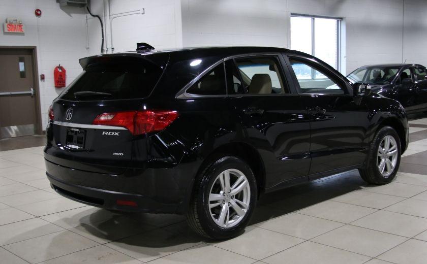 2013 Acura RDX AWD CUIR BLUETOOTH A/C GR ELECT #6