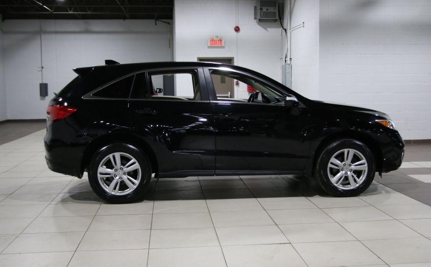 2013 Acura RDX AWD CUIR BLUETOOTH A/C GR ELECT #7