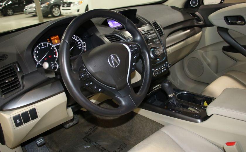 2013 Acura RDX AWD CUIR BLUETOOTH A/C GR ELECT #8