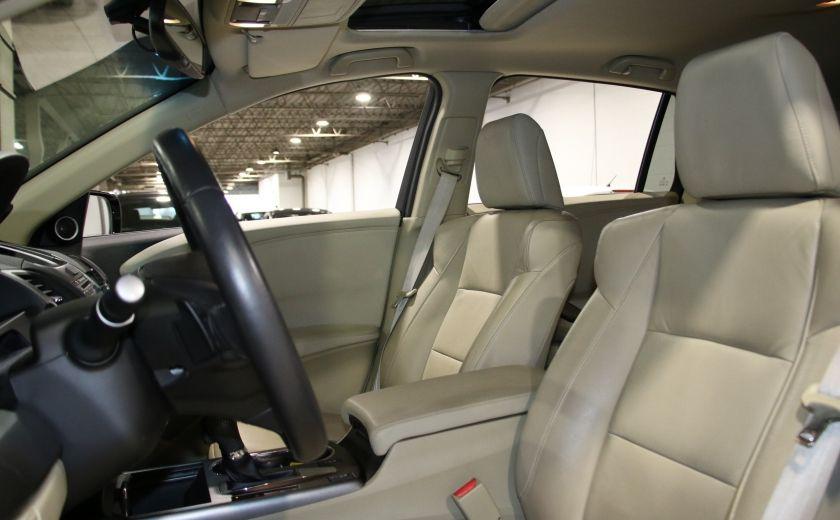 2013 Acura RDX AWD CUIR BLUETOOTH A/C GR ELECT #9