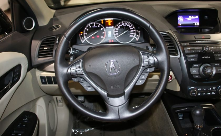 2013 Acura RDX AWD CUIR BLUETOOTH A/C GR ELECT #15