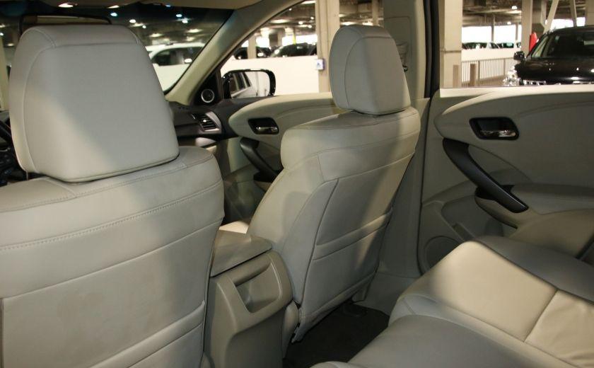 2013 Acura RDX AWD CUIR BLUETOOTH A/C GR ELECT #19