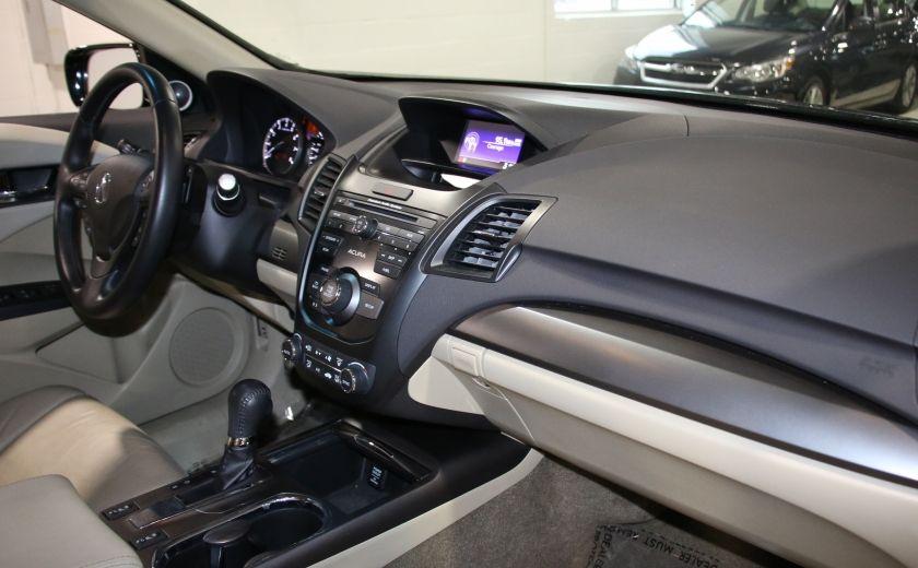 2013 Acura RDX AWD CUIR BLUETOOTH A/C GR ELECT #22