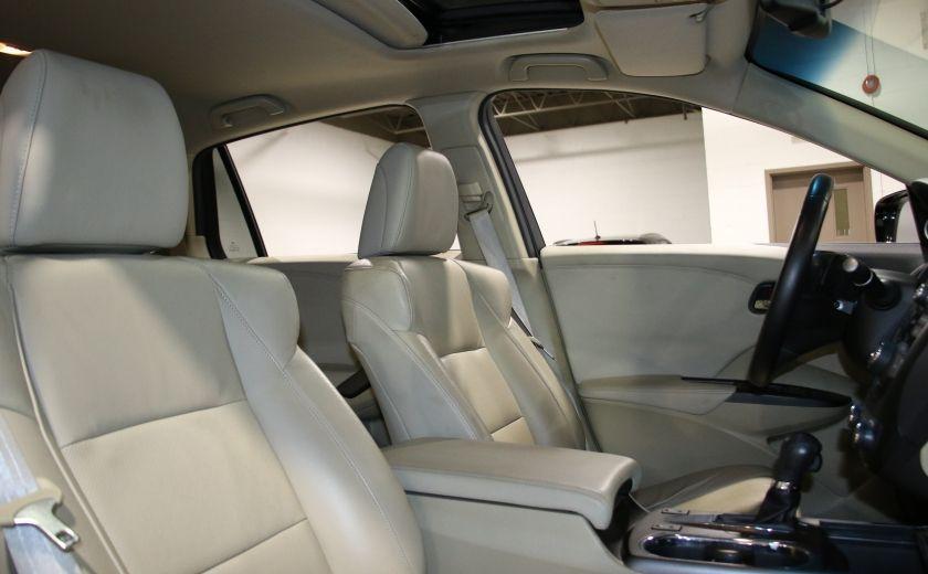 2013 Acura RDX AWD CUIR BLUETOOTH A/C GR ELECT #24