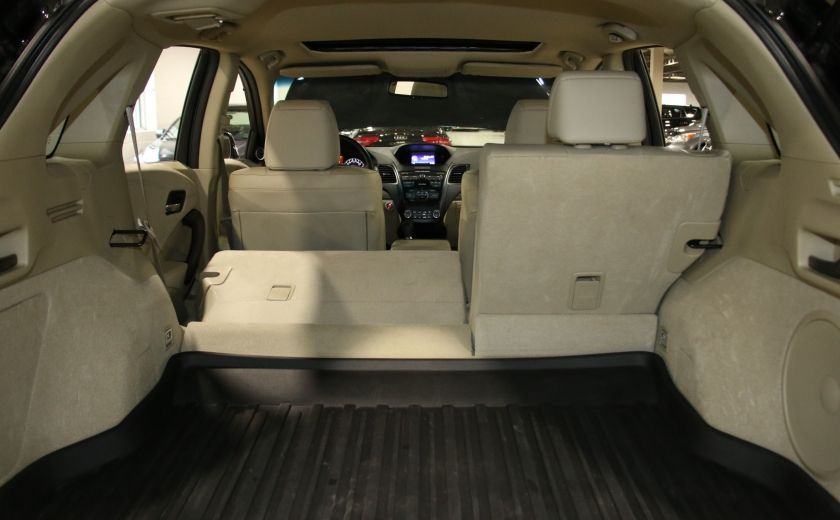 2013 Acura RDX AWD CUIR BLUETOOTH A/C GR ELECT #29