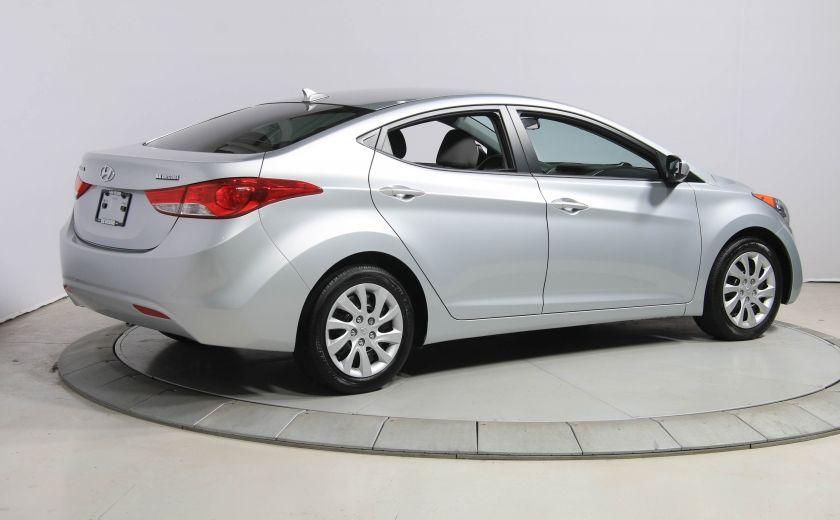 2013 Hyundai Elantra GL AUTO A/C GR ELECT BLUETHOOT #6