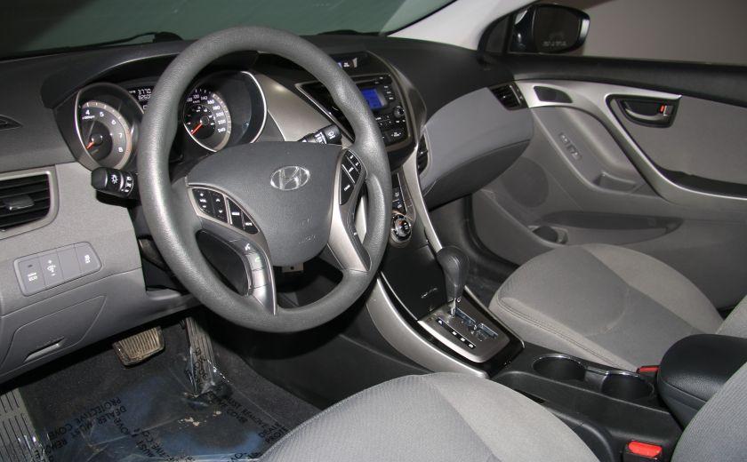 2013 Hyundai Elantra GL AUTO A/C GR ELECT BLUETHOOT #8