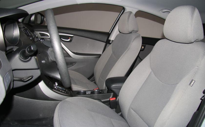 2013 Hyundai Elantra GL AUTO A/C GR ELECT BLUETHOOT #9
