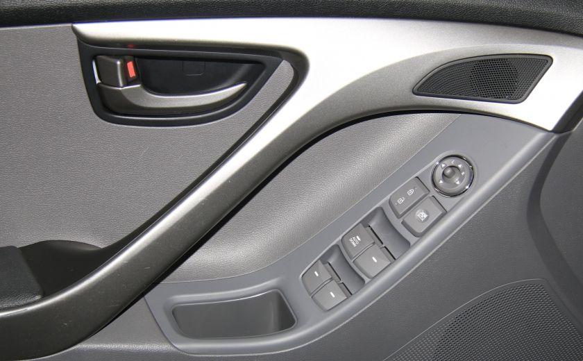 2013 Hyundai Elantra GL AUTO A/C GR ELECT BLUETHOOT #10