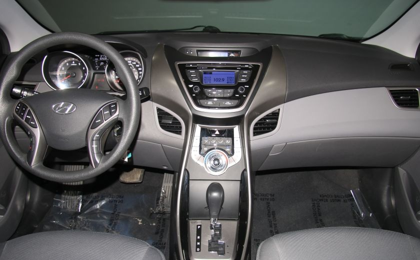 2013 Hyundai Elantra GL AUTO A/C GR ELECT BLUETHOOT #11