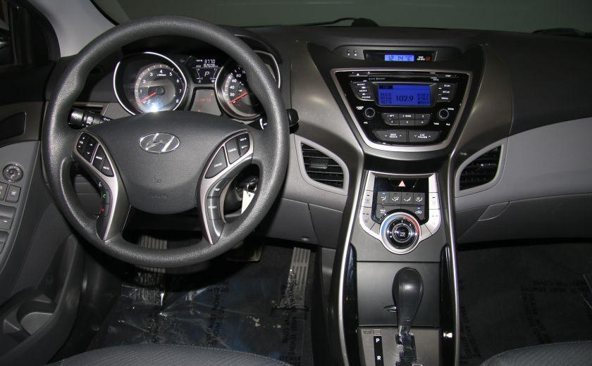2013 Hyundai Elantra GL AUTO A/C GR ELECT BLUETHOOT #12