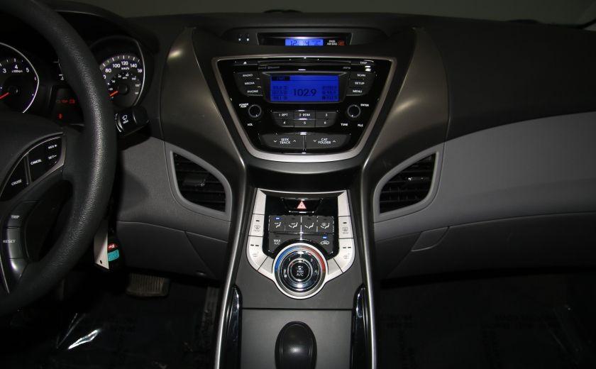 2013 Hyundai Elantra GL AUTO A/C GR ELECT BLUETHOOT #14
