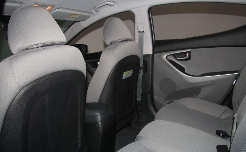 2013 Hyundai Elantra GL AUTO A/C GR ELECT BLUETHOOT #17
