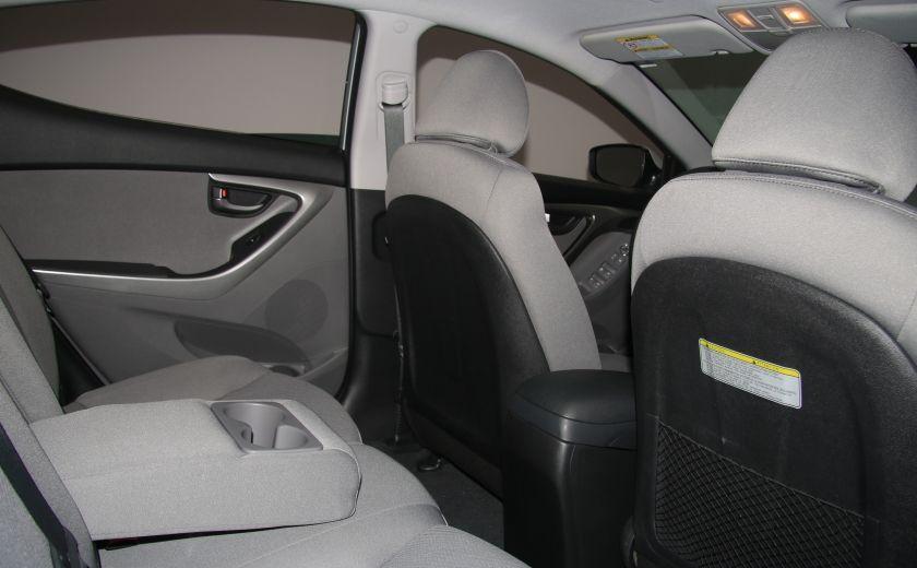 2013 Hyundai Elantra GL AUTO A/C GR ELECT BLUETHOOT #19