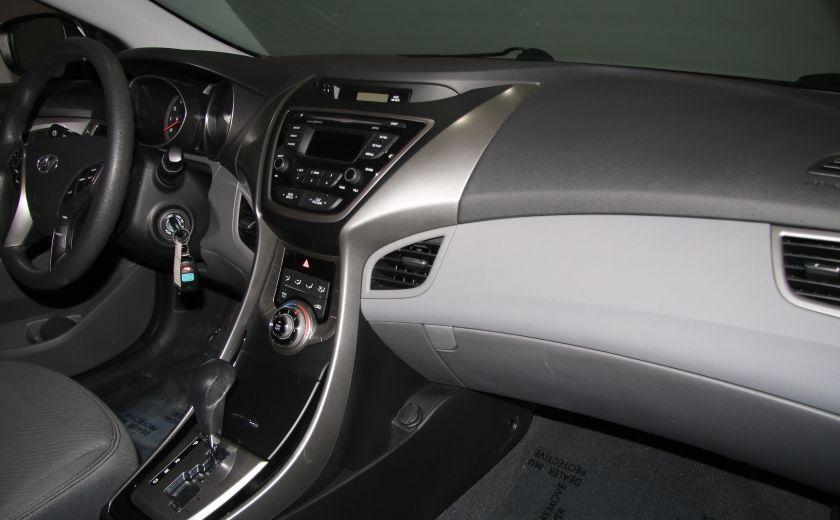 2013 Hyundai Elantra GL AUTO A/C GR ELECT BLUETHOOT #21
