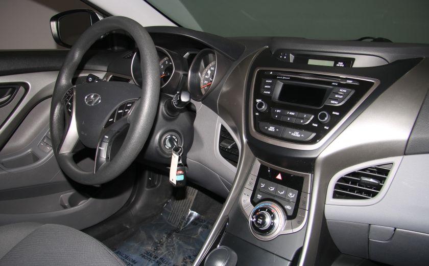 2013 Hyundai Elantra GL AUTO A/C GR ELECT BLUETHOOT #22
