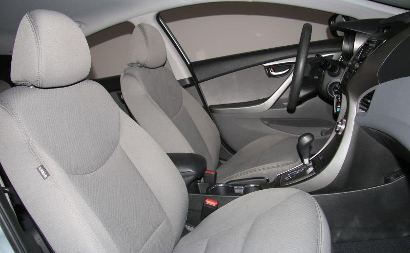 2013 Hyundai Elantra GL AUTO A/C GR ELECT BLUETHOOT #23